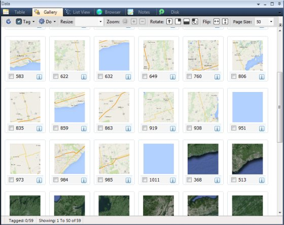 Visualize Geo Data Using Google Maps Services and IXTK SiQuest